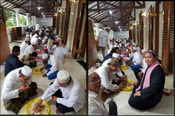 Jakarta Mirip Idul Fitri, Masjid dan Musholla Lantunkan Doa Kemenangan Pemimpin Muslim