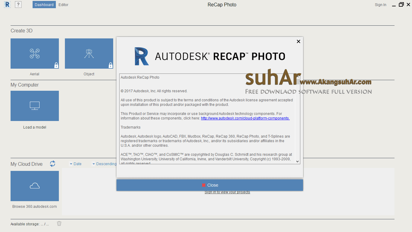 Download Autodesk ReCap Pro 2019 Full Crack