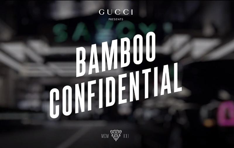 Gucci's Bamboo Confidential