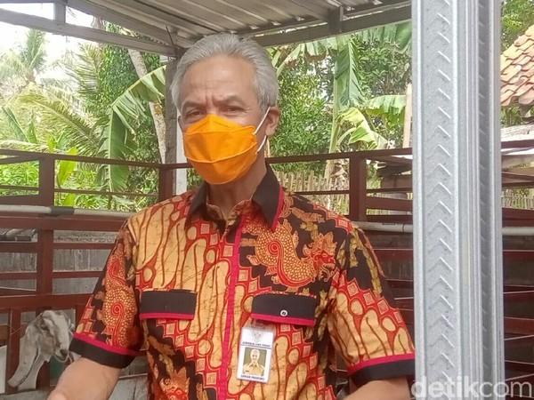 Tak Surati Jokowi Seperti RK-Khofifah Soal Omnibus Law, Ganjar Lakukan Ini