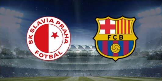 مشاهدة مباراة برشلونة وسلافيا براغ بث مباشر بتاريخ 05-11-2019 دوري أبطال أوروبا