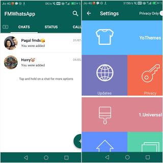 Fouad WhatsApp v6.71 ReMod by MegaDark