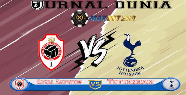 Prediksi Royal Antwerp Vs Tottenham Hotspur, Jumat 30 Oktober 2020 Pukul 00.55 WIB