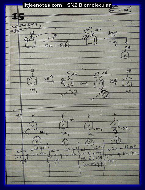 SN2 Biomolecular Org Notes4