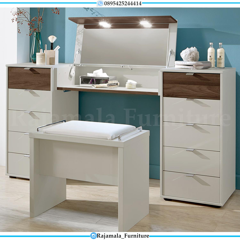 Jual Meja Rias Minimalis Terbaru Simple Elegant Design RM-0162