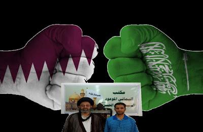 #فضيحة : صراع #السعودية و #قطر في العراق و ملايين الدولارات لعميلهم المدعو اليماني لشراء الشباب العاطلين في جنوب العراق !!!!