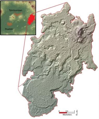 LiDAR scanning reveals sprawling ancient metropolis in Mexico