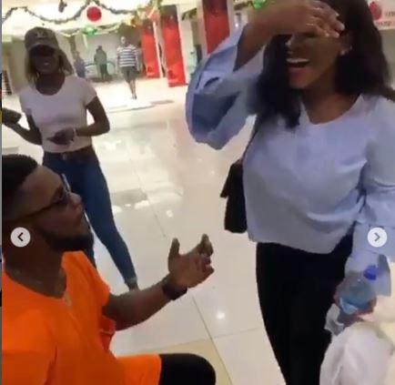 Comedian Broda Shaggi Apologizes To Mz_Vera Over Viral Fake Wedding Proposal Video