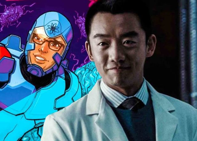 Find Out More About Ryan Choi as a Justice League Candidate!