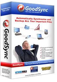 GoodSync Enterprise 10.10.20.5 poster box cover