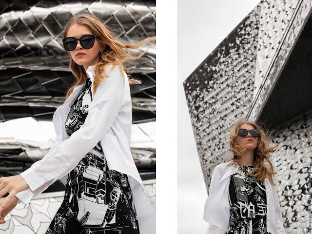 Moda verano 2017 mujer Complot. Moda 2017 ropa de mujer estilo urbano y juvenil.