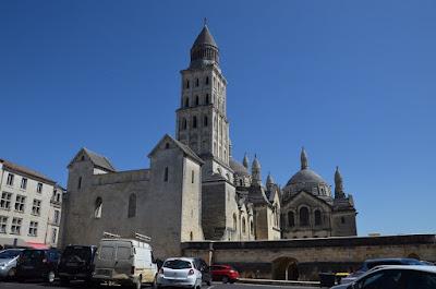 Périgueux. Catedral de Saint-Front