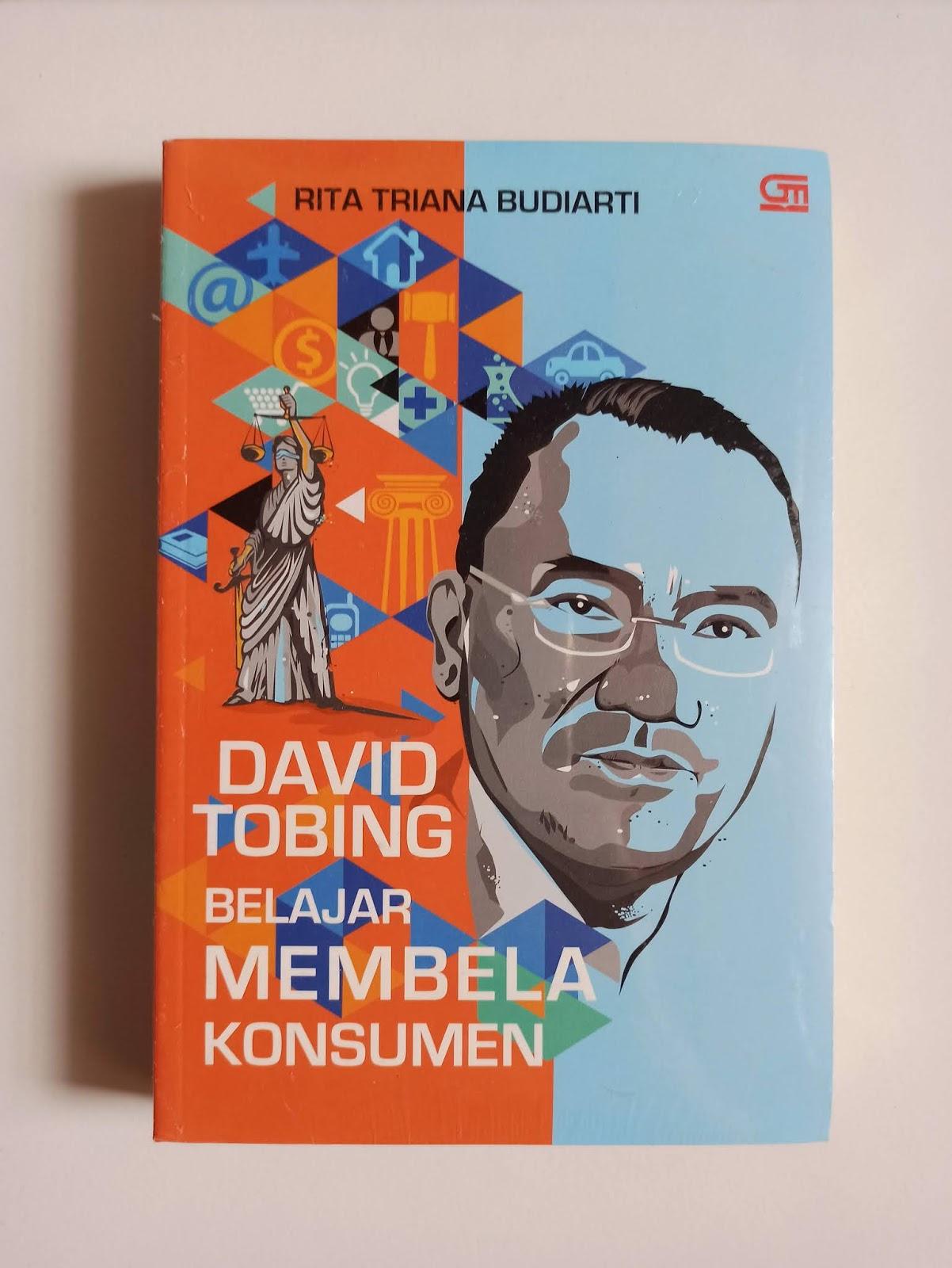 Informasi Harga Buku David Tobing