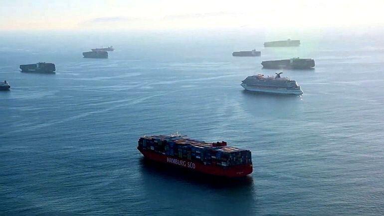 Crise portuária aumenta preços e diminui opções de compras em todo o mundo