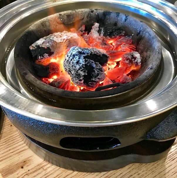 BBQ-K, Doncaster East, coal fire