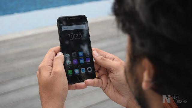 Vivo V5s Hands-On Impressions: Budget Selfie Expert?