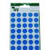 Blue Dots 13mm