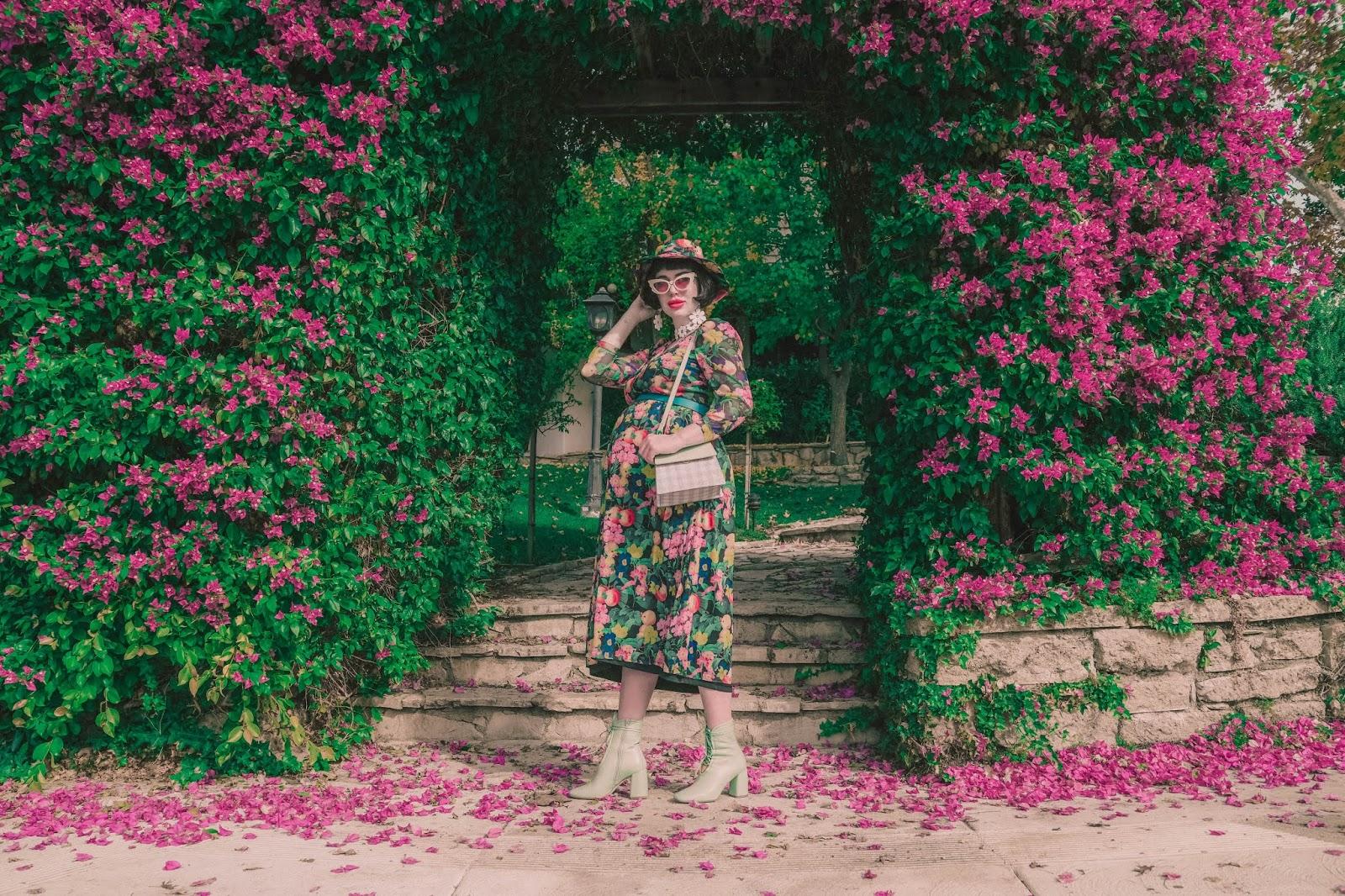 Floral on Floral