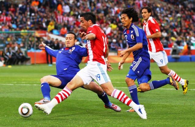 Prediksi Bola Paraguay vs Jepang Friendly Match