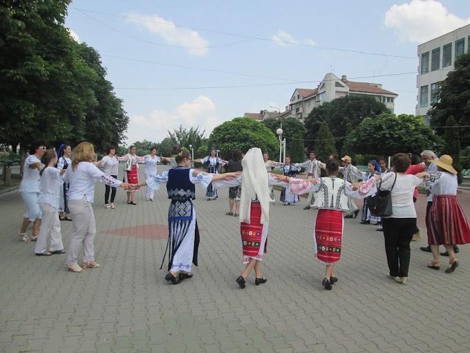 Prima manifestare de sărbătorire a IEI la Calafat