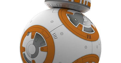 BB-8: a nova mascote Star Wars