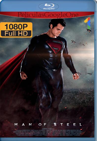 El hombre de acero [2013] [1080p BRrip] [Latino-Inglés] – StationTv