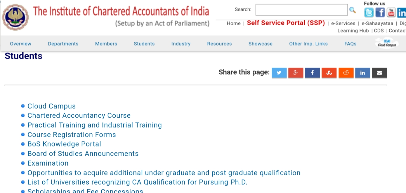 ICAI IMPORTANT ANNOUNCEMENT FOR FOUNDATION STUDENTS