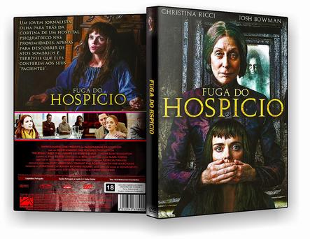 CAPA DVD – Fuga do Hospicio – A Hist_ria de Nellie Bly – ISO