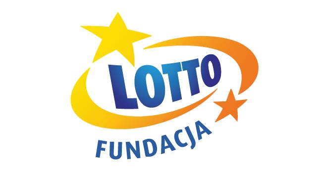 Logo Fundacji LOTTO