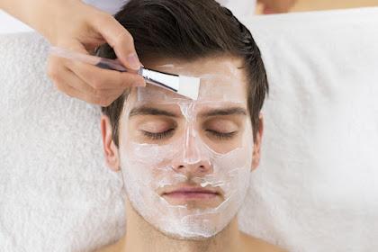 13 Cara Memutihkan Wajah Pria secara Alami Agar Kinclong