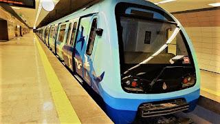 خط مترو محمود بيه مجيدية كوي اسطنبول