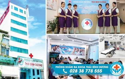 Đa Khoa Thái Bình Dương - phòng khám chuyên lĩnh vực sản phụ khoa tốt nhất Quận Tân Phú