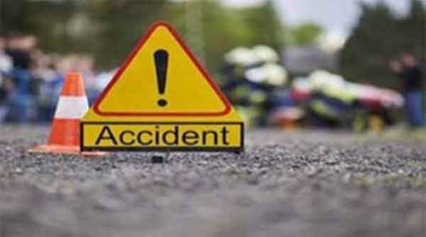 News, Kerala, State, Accident, Police, Missing, Freight lorry plunges to a depth of 40 feet in Nadukani pass; Driver is missing after the accident