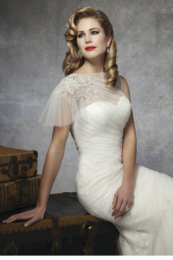 Justin Alexander Spring 2013 Bridal Collection + My Dress of the ...