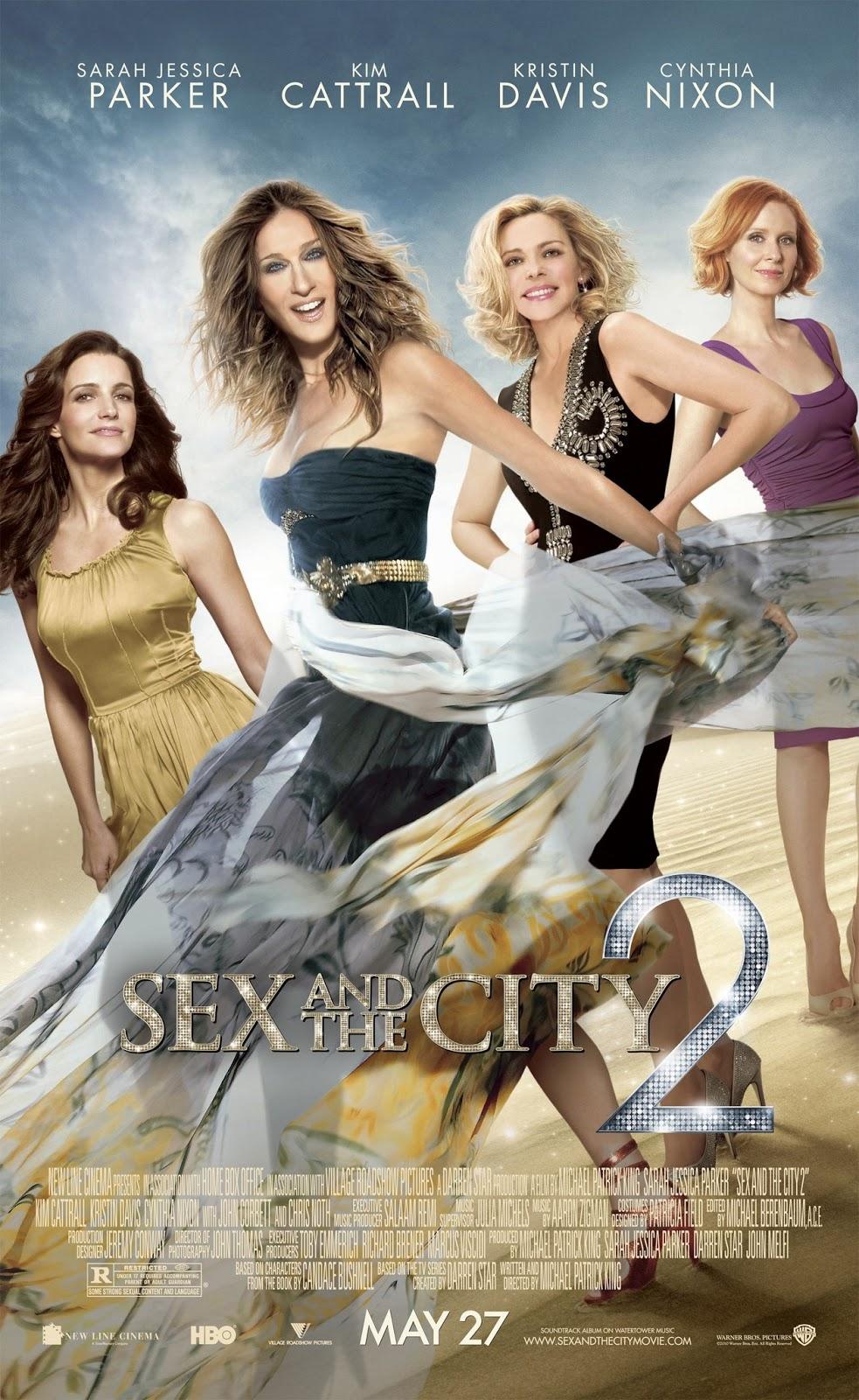 Nonton Film Sex and the City 2 (2010)
