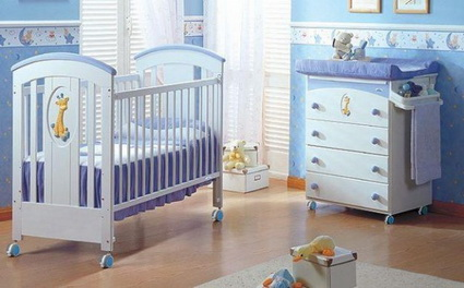 10 charming baby bedrooms 10
