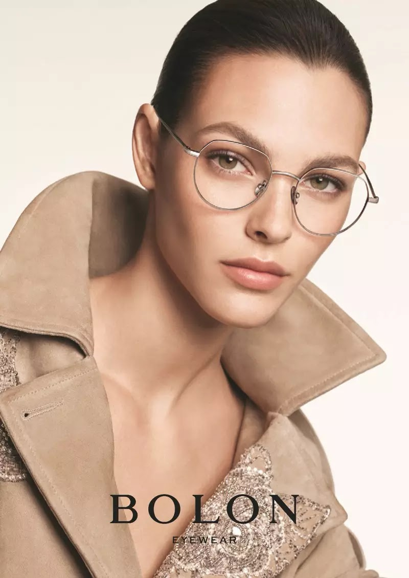 Model Vittoria Ceretti fronts Bolon Eyewear spring-summer 2020 campaign