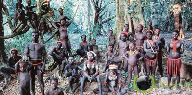 Sentinelese Suku Pribumi