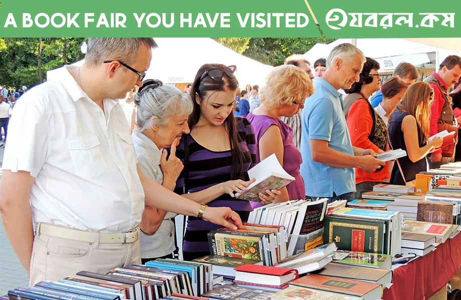 A Book Fair You Have Visited