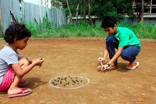 Permainan Tradisional Anak Kekereng