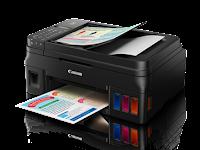 Canon Luncurkan Printer Pixma G4000