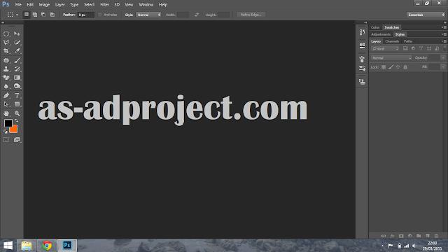 Adobe Photoshop CC 2014 dan Aktifasinya Selamanya Terbaru