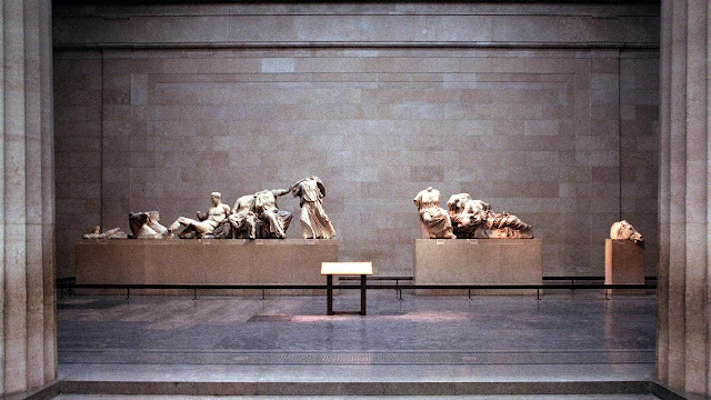 Britain must return the Parthenon Marbles to Greece as a moral duty