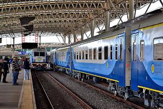 Analizan agregar un tren directo entre Mar del Plata y Buenos Aires