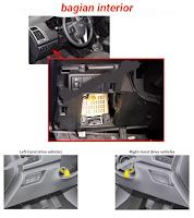 Letak box sekring dan relay HYUNDAI i20 2011-2013
