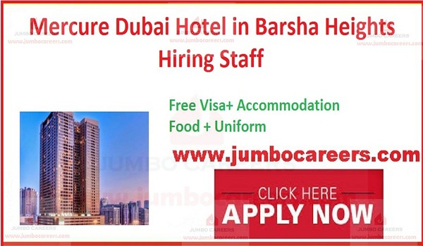 Free visa air ticket jobs in Gulf countries,