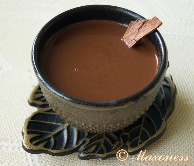 Ацтекский горячий шоколад от Гордона Рамзи. Мексиканская кухня