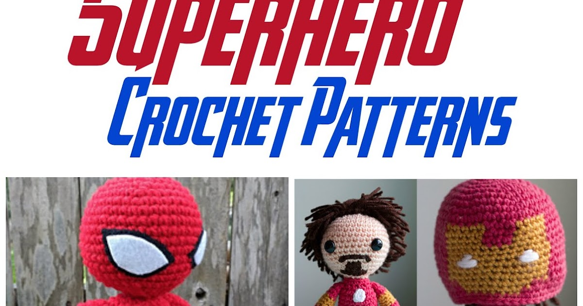 The Avengers Full Cast Amigurumi Dolls inspired by Marvel Comics ... | 630x1200