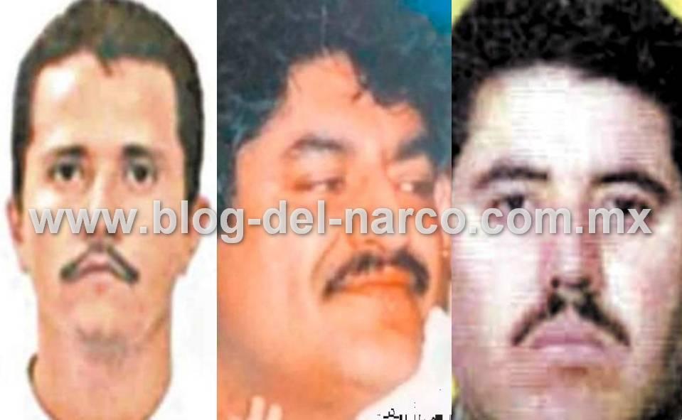 """""""El Mencho"""" del CJNG , """"El Azul"""" del CDS y """"El Viceroy"""" del CDJ: Estos despiadados líderes del narcotráfico ... ¡Fueron policías!"""