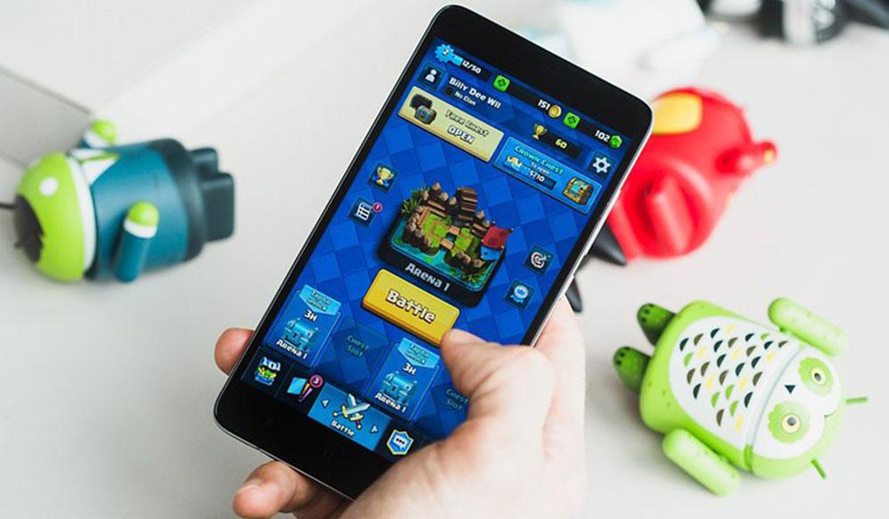 2016'nın En İyi Android Oyunları Listesi
